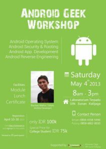 android-geek-workshop