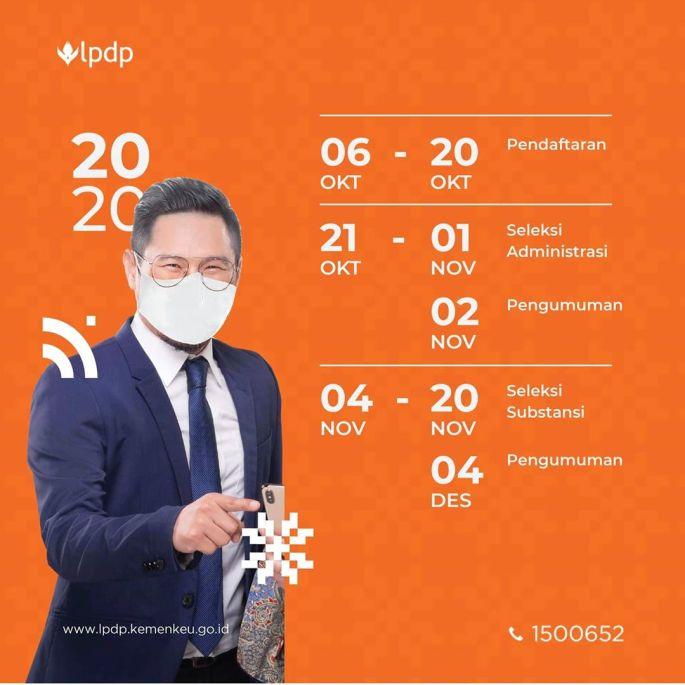 Download Lpdp 2021 Kapan Dibuka PNG